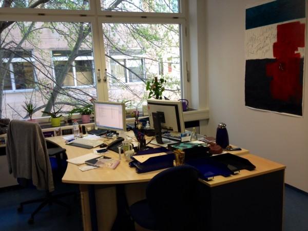 Neues Büro 1