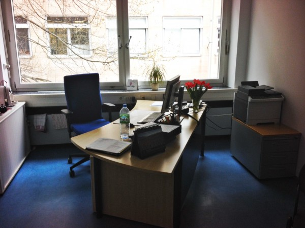 Neues Büro 2